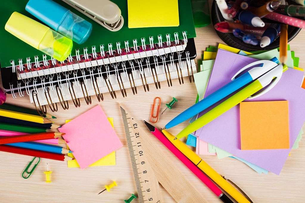 stationery supplies to sell at school