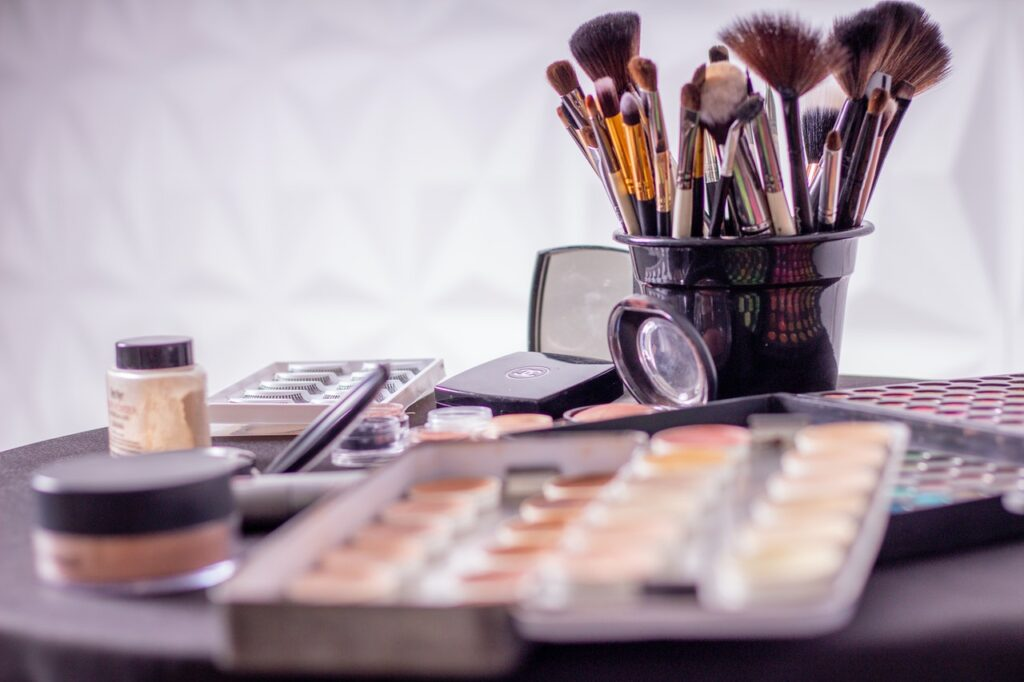 cosmetics to sell in a boutique